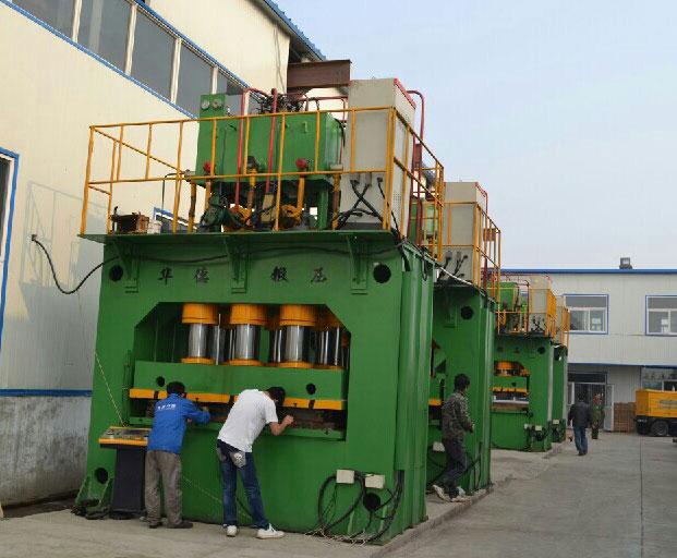 YMG78-龙门式液压机